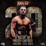 BKB Sign Youngest Ever Professional Bare Knuckle Boxer