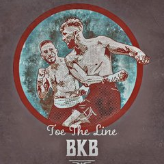 Toe The Line: The Bare Knuckle Boxing Blog